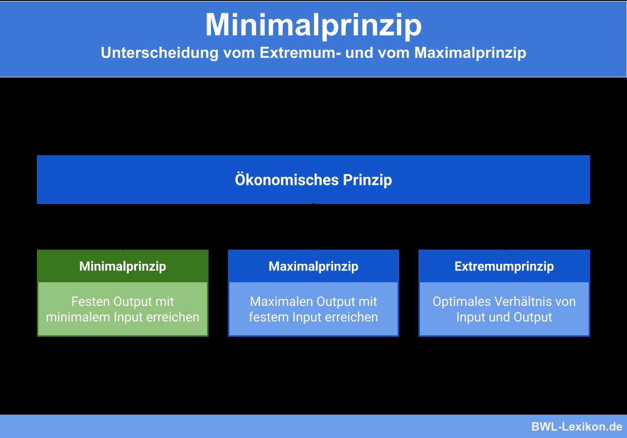 Okonomisches Prinzip Einfache Erklarung Video Beispiele