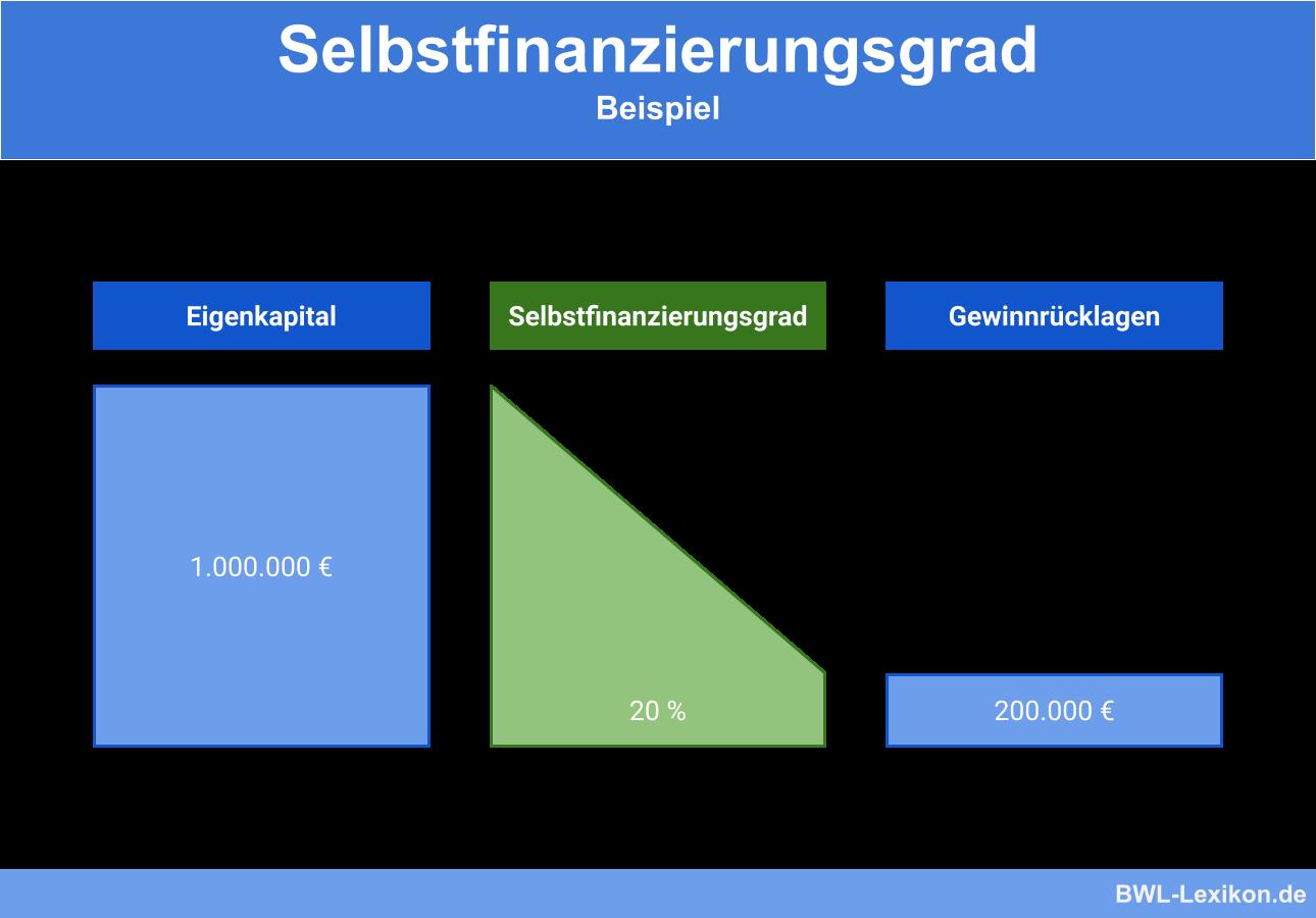 Selbstfinanzierungsgrad der Hans Fischer GmbH
