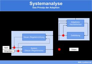 Systemanalyse: Das Prinzip der Adaption